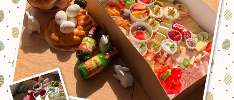Unsere große Oster-Frühstücksbox für die ganze Familie